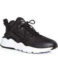 finest selection 7f986 fae39 Nike - Women s Air Huarache Run Ultra Running Sneakers From Finish Line -  Lyst