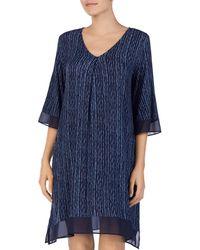 Donna Karan - Short Sleepshirt - Lyst