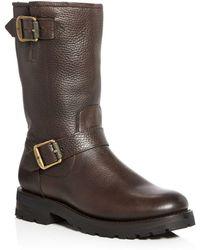 Frye - Natalie Engineer Boots - Lyst