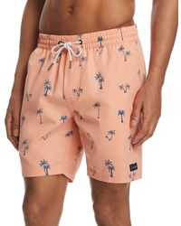 Barney Cools - Amphibious Palm Tree Swim Trunks - Lyst