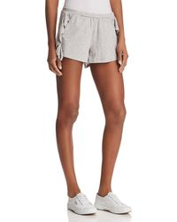Chaser - Ruffled Shorts - Lyst