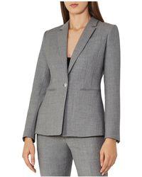 Reiss - Austin Tailored Wool Blazer - Lyst