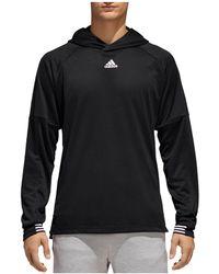 adidas Originals - Ti Lite Hooded Pullover - Lyst
