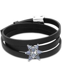 Atelier Swarovski - Kalix Wrap Bracelet - Lyst