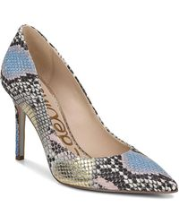 1a73fbac1b88f6 Bloomingdale s · Sam Edelman - Women s Hazel Pointed Toe High-heel Pumps -  Lyst