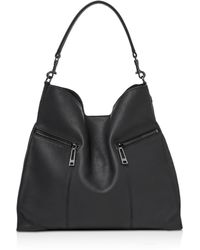 Botkier - Trigger Leather Hobo - Lyst