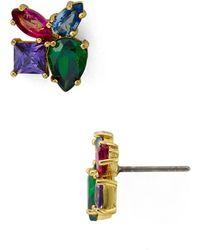 Kate Spade - Cluster Stud Earrings - Lyst