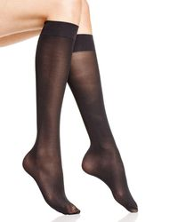 Hue - Revitalizing Knee-high Socks - Lyst