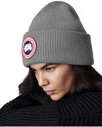 Canada Goose - Arctic Disc Merino Wool Toque Hat - Lyst