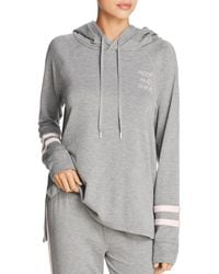 dc5504ec2a5f1 Wildfox Rain Or Shine Graphic Hoodie in Gray - Lyst