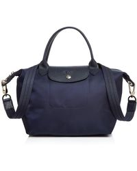 729b31e4bdbe1 Longchamp - Le Pliage Neo Small Shoulder Bag - Lyst