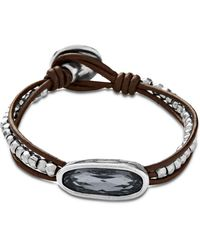 Uno De 50 - The Tribe Bracelet - Lyst