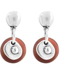 Uno De 50 - Nacaroni Drop Earrings - Lyst