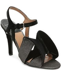 Laurence Dacade - Shady Glitter Bow Sandals - Lyst