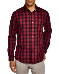 Sovereign Code - Hamstead Check Regular Fit Button-down Shirt - Lyst