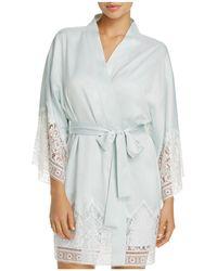 Flora Nikrooz | Genevive Charm Kimono Robe | Lyst