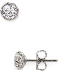 Nadri | Stud Earrings | Lyst