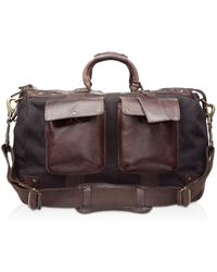 Will Leather Goods - Traveller Duffel - Lyst