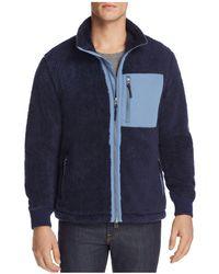 Surfside Supply - Color-block Zip Jacket - Lyst