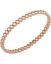 Chimento - 18k Rose Gold Armillas Acqua Collection Bead Link Bracelet - Lyst