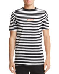 Zanerobe - Matchday Flintlock Striped Tee - Lyst
