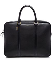 Paul Smith - Leather Slim Briefcase - Lyst