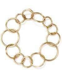 Marco Bicego - 18k Yellow Gold Luce Link Bracelet - Lyst
