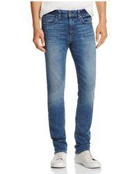 Joe's Jeans - Slim Fit Jeans In Blue Wash - Lyst