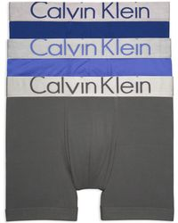 Calvin Klein - Pack Of 3 - Lyst