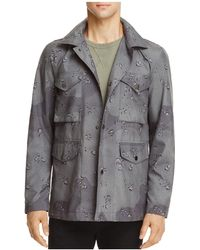 7 For All Mankind - Lightweight Army Jacket - Lyst