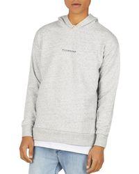 Zanerobe - Season Rugger Hooded Sweatshirt - Lyst