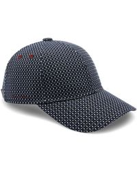 Lyst - Ted Baker Giffey Flat Cap in Gray for Men 5f48f6a2bba6