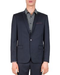 The Kooples - Stitched Lines Slim Fit Sport Coat - Lyst
