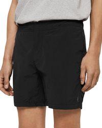 AllSaints - Warden Multi - Purpose Swim Shorts - Lyst