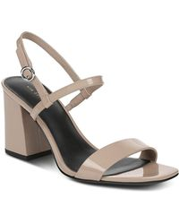c84e263ee933 Clarks  s Akilah Eden Ankle Strap Sandals in White - Lyst
