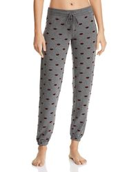 Pj Salvage - Lips Lounge Jogger Trousers - Lyst