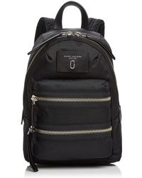 Marc Jacobs - Biker Mini Nylon Backpack - Lyst