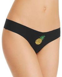 Commando - Pineapple Seamless Thong - Lyst