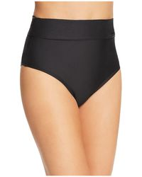 Athena | Fold-over High-waisted Bikini Bottom | Lyst