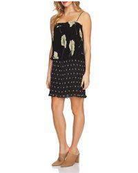 1.STATE - Pattern Block Popover Dress - Lyst