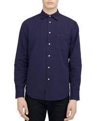 Rag & Bone - Standard Issue Beach Regular Fit Shirt - Lyst
