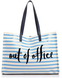 Kate Spade - California Dreaming Out Of Office Beach Tote - Lyst