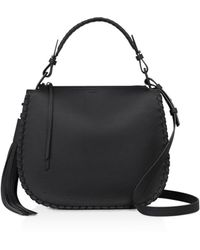AllSaints - Mori Hobo Bag Usa Usa - Lyst