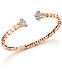 Roberto Coin Pois Moi 18k White Gold & Titanium O-Ring Bracelet e20lUwwYrc
