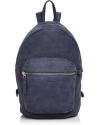 Baggu | Nubuck Leather Backpack | Lyst