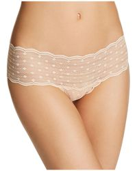 Cosabella - Sweet Treats Polka Dot Hotpant - Lyst