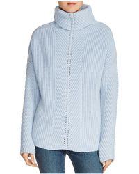 Maje - Matignon Turtleneck Sweater - Lyst