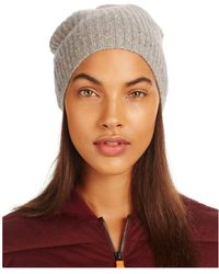 C By Bloomingdale's - Donegal Cashmere Hat - Lyst