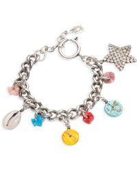 DANNIJO Hanky Charm Bracelet