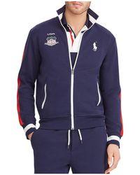 41847cce6 Lyst - Polo Ralph Lauren Polo Sport Men s Packable Down Vest in Gray ...